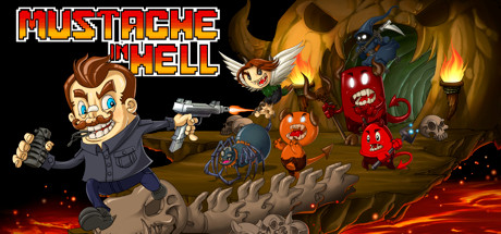 Mustache in Hell ( STEAM key region free )