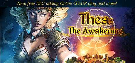 Thea The Awakening ( steam key RU + CIS )