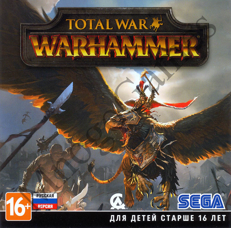 Total War: WARHAMMER ( Steam Key ) RU
