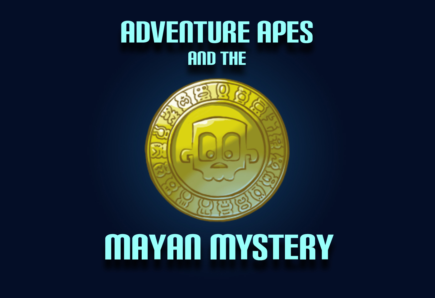 Adventure Apes and the Mayan Mystery ( itch.io key )