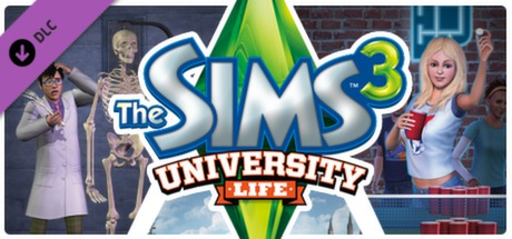 The Sims 3: University Life ( steam gift ru )
