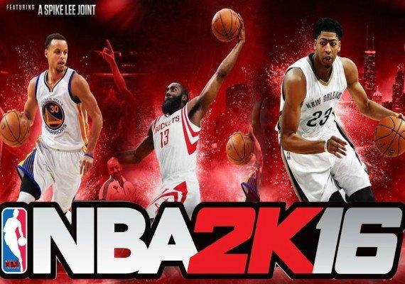 NBA 2k16 ( Steam Key region Free )