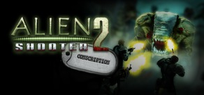 Alien Shooter 2: Conscription (Steam key region free)