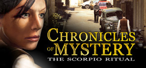 Chronicles of Mystery: The Scorpio Ritual ( steam key )