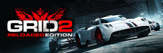 Grid 2 (Steam link region free)