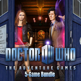 DOCTOR WHO: THE ADVENTURE GAMES - SEASON 1  -- steam