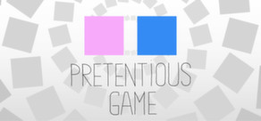 PRETENTIOUS GAME ( steam key region free )