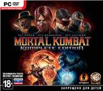 Mortal Kombat Komplete Edition steam gift region free
