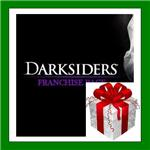Darksiders Franchise Pack - CD-KEY - Steam Region Free