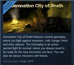 Damnation City of Death -STEAM KEY REGION FREE