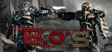 Bet On Soldier (Region Free) Steam Key