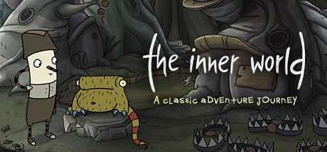 The Inner World STEAM key worldwide