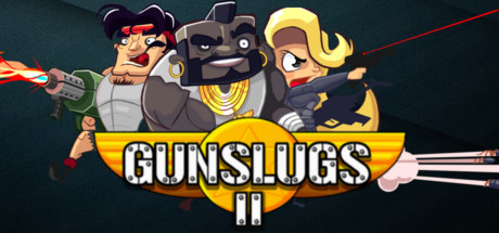 Gunslugs 2 ( steam key region free )