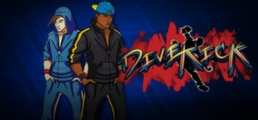 Divekick ( steam key region free )