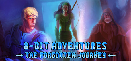 8-Bit Adventures: The Forgotten Journey STEAM key