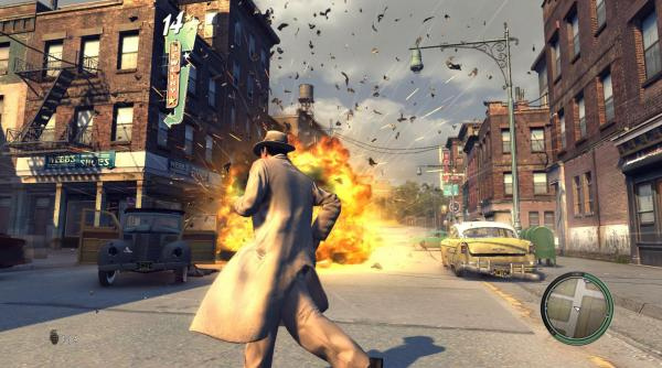 Mafia II Steam Gift (RU+CIS)