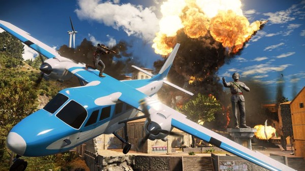 Just Cause 3  Steam Gift (RU+CIS)  + Gift