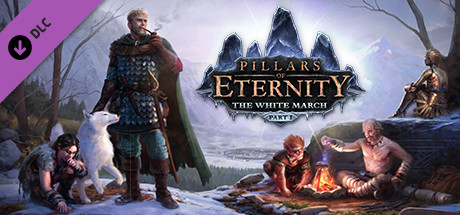 Pillars of Eternity - The White March Exp Pass Steam
