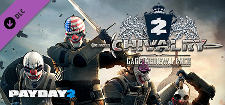 PAYDAY 2: Gage Chivalry Pack Steam Gift (RU+CIS**)