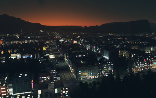 Cities: Skylines - After Dark DLC Steam Gift (RU+CIS**)
