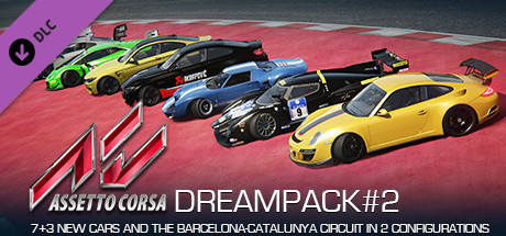 Assetto Corsa - Dream Pack 2 DLC  Steam Gift (RU+CIS**)
