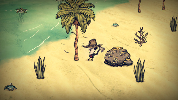 Don´t Starve: Shipwrecked Steam Gift (RU+CIS)