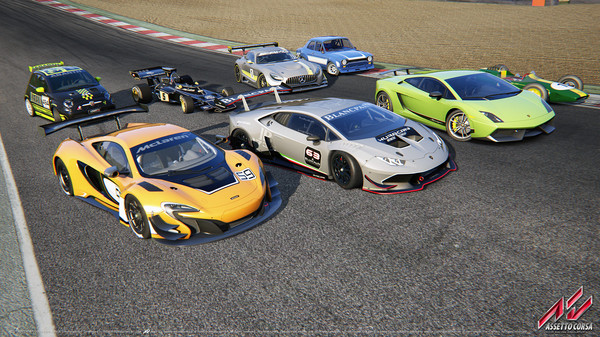 Assetto Corsa - Dream Pack 3 DLC  Steam Gift (RU+CIS)