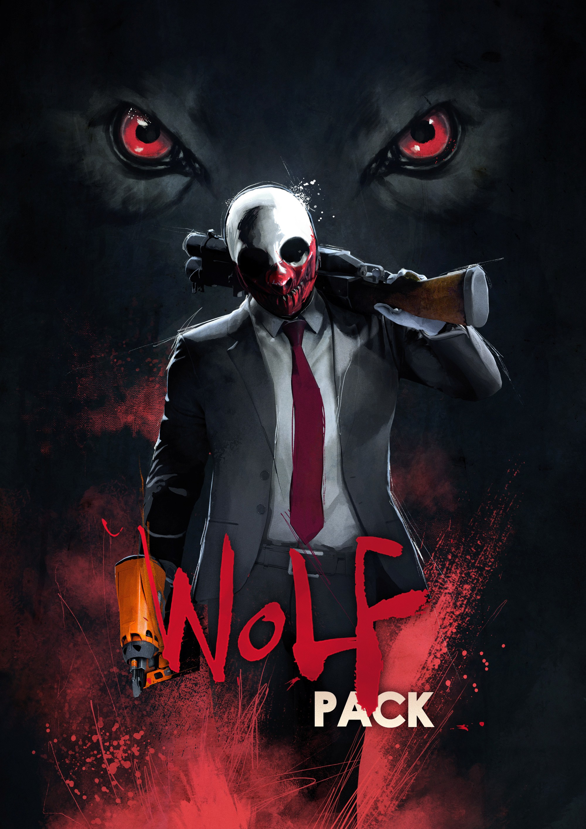 PAYDAY 2: Wolf Pack Steam Gift (RU+CIS)