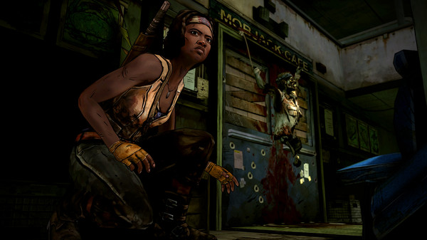 The Walking Dead: Michonne - Telltale Miniseries RU+CIS