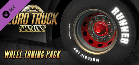 Euro Truck Simulator 2 - Wheel Tuning Pack SteamGift RU