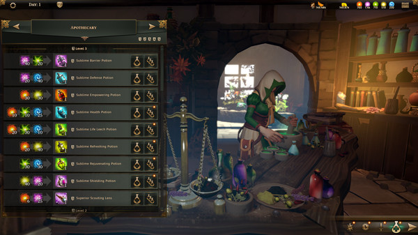Champions of Anteria Steam Gift RU + Gift