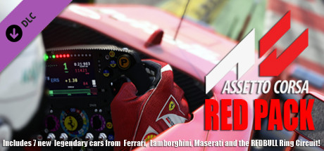 Assetto Corsa - Red Pack Steam Gift (RU+CIS) + Gift