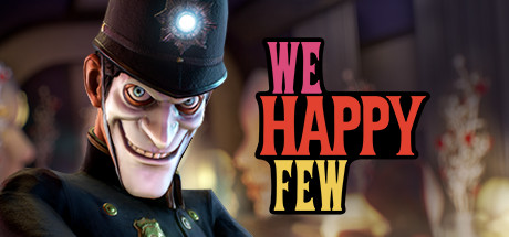 We Happy Few Steam Gift (RU+CIS)  + Gift