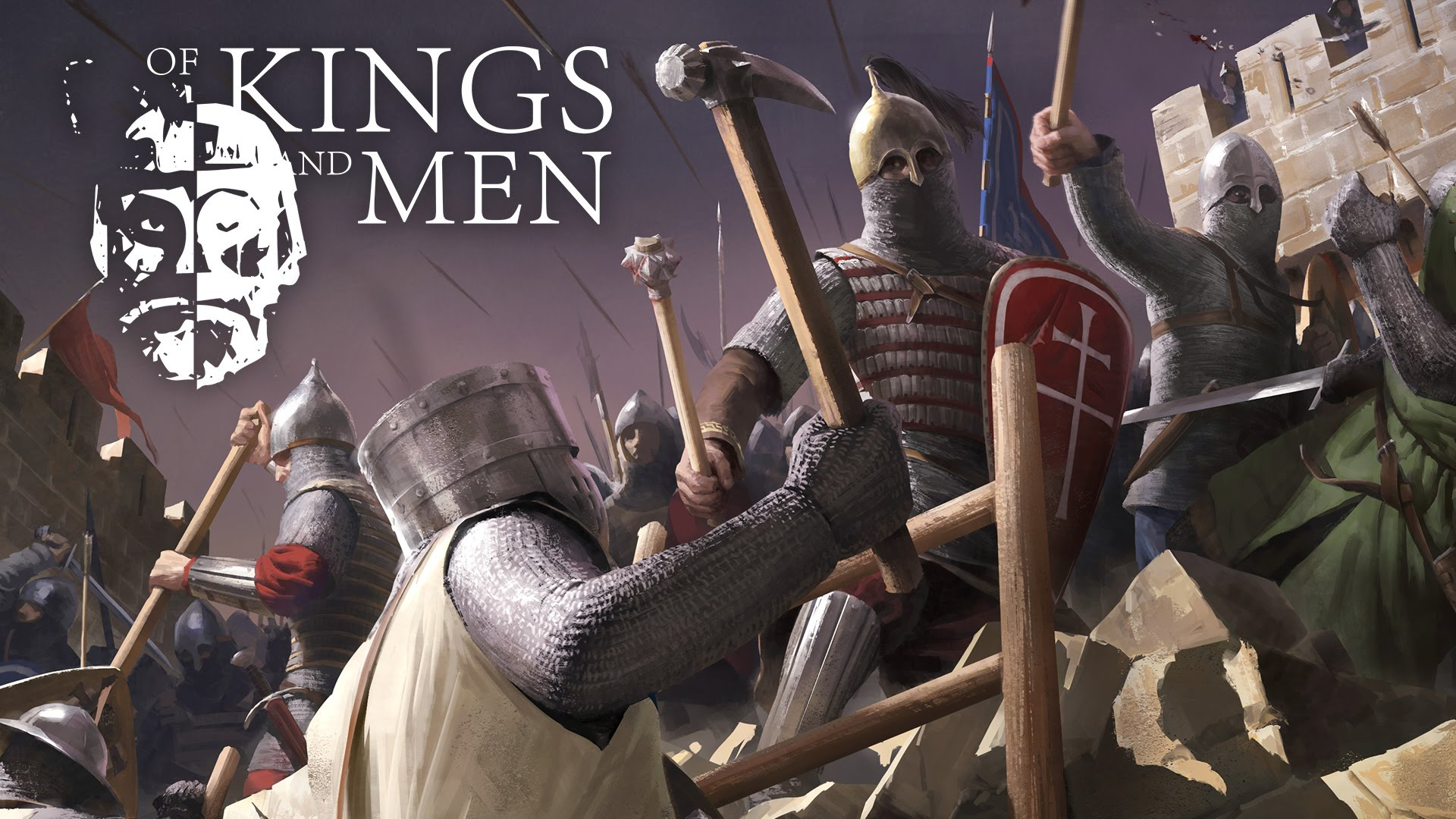 Of Kings And Men Steam Gift (RU+CIS) + Подарок