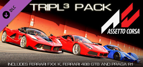 Assetto Corsa -Tripl3 Pack Steam Gift (RU+CIS)