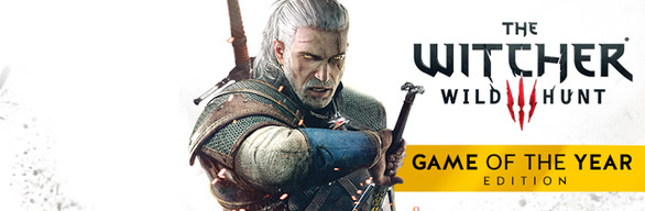 The Witcher 3: Wild Hunt - Game of the Year Steam RU