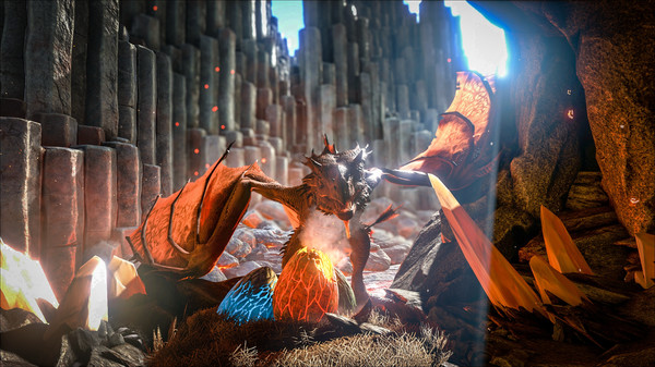 ARK: Scorched Earth - Expansion Pack Steam Gift+Подарок