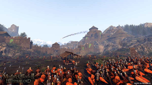 Mount & Blade II: Bannerlord  Steam Gift (RU+CIS)
