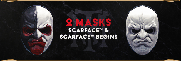 PAYDAY 2: Scarface Character Pack Steam Gift (RU+CIS)