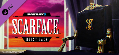 PAYDAY 2: Scarface Heist  Steam Gift (RU+CIS)