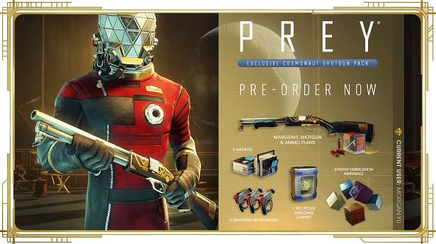 Prey 2017  Steam Gift (RU+CIS)  + DLC + Gift