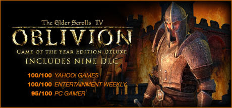 TES IV: Oblivion GOTY DELUXE Steam Gift (RU+CIS)