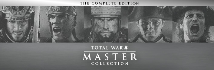 Total War Master Collection Steam Gift (RU + CIS **)