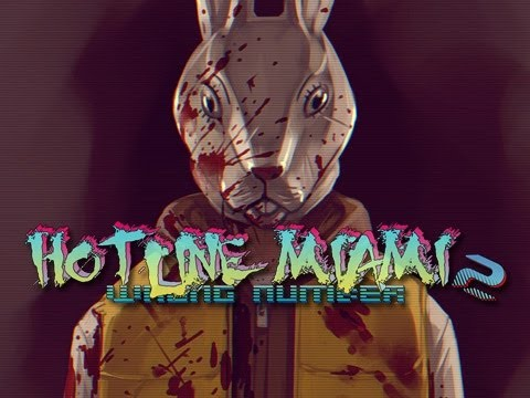 Hotline Miami 2: Wrong Number Steam Gift (RU+CIS**)