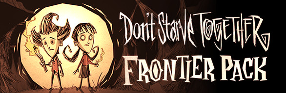 Dont Starve Together Frontier Pack Steam Gift (RU + CIS