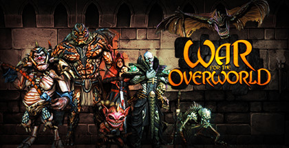War for the Overworld + DLC Steam Gift (RU+CIS**)