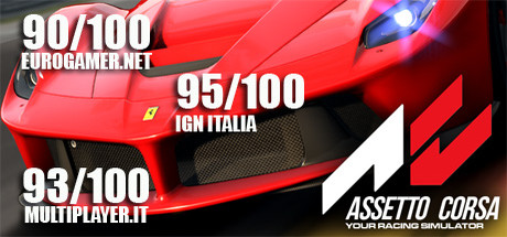 Assetto Corsa Steam Gift (RU+CIS) + Gift