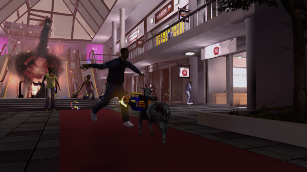 Goat Simulator: GoatZ  Steam Gift (RU+CIS**)