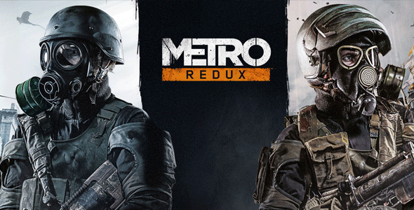 Metro Redux Bundle Steam Gift (RU+CIS)