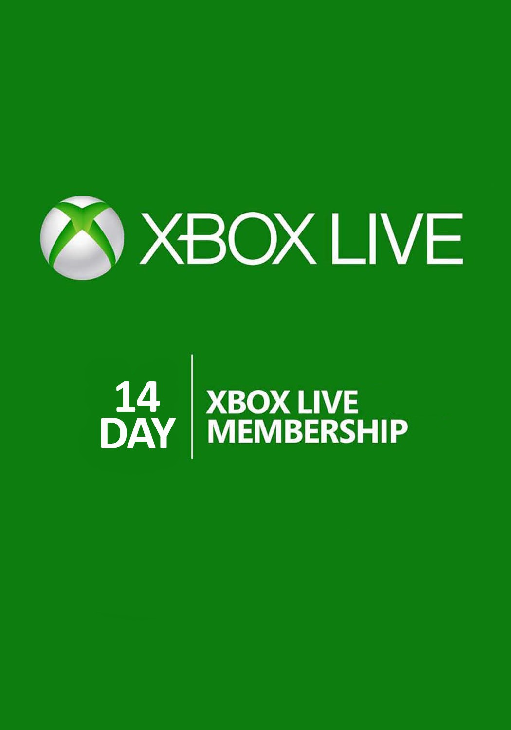 Xbox Live Gold 14 days + Game Pass 14 days